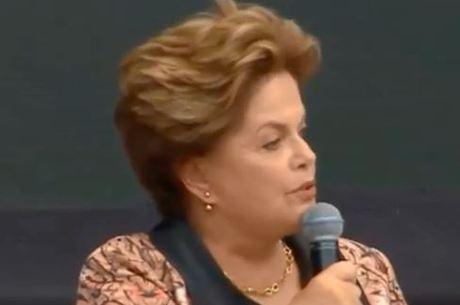 Dilma promete 'aliança até com o diabo' contra Jair Bolsonaro