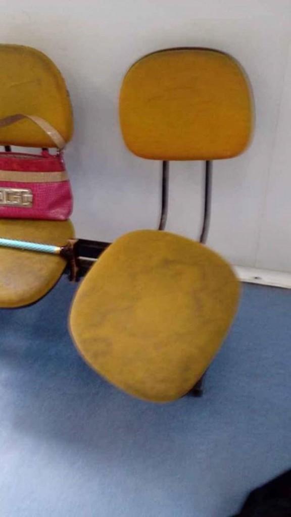 femur21 - Idoso de 90 anos quebra fêmur após cair de cadeira quebrada em UPA