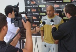 Dirigente do Treze admite interesse em Marcelinho Paraíba e acerto com 22 jogadores