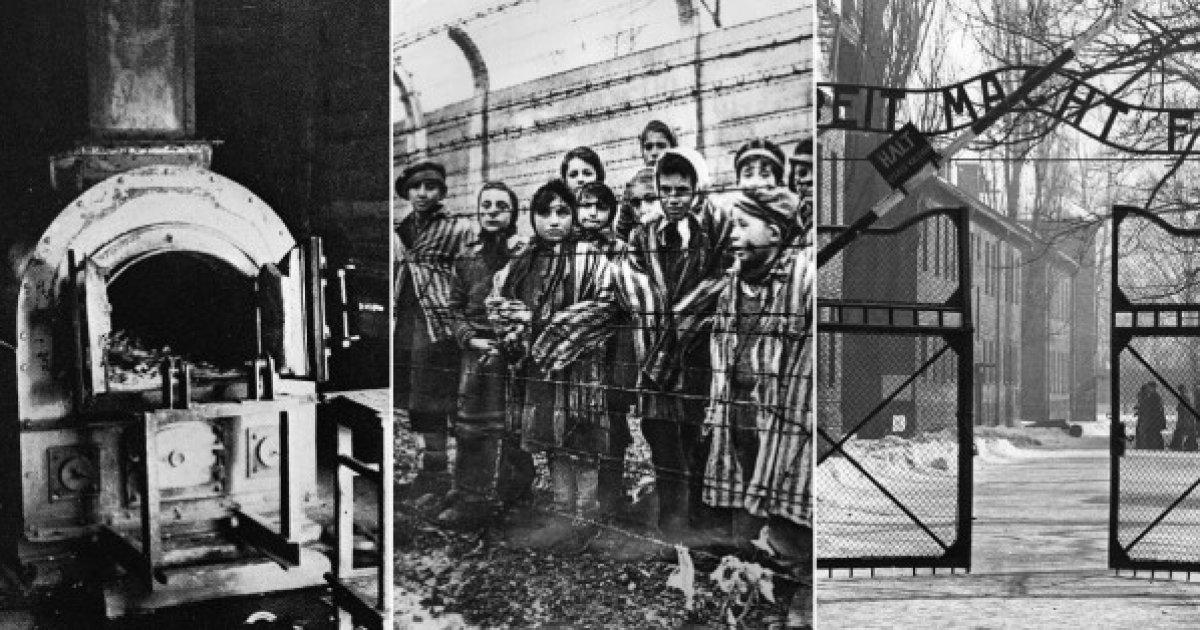 """http 2F2Fi.huffpost.com2Fgen2F25409462Fimages2Fn ANTIGAS AUSCHWITZ 628x314 - """"OS FORNOS DE HITLER"""" Revelado horror em Auschwitz: VEJA VÍDEO"""