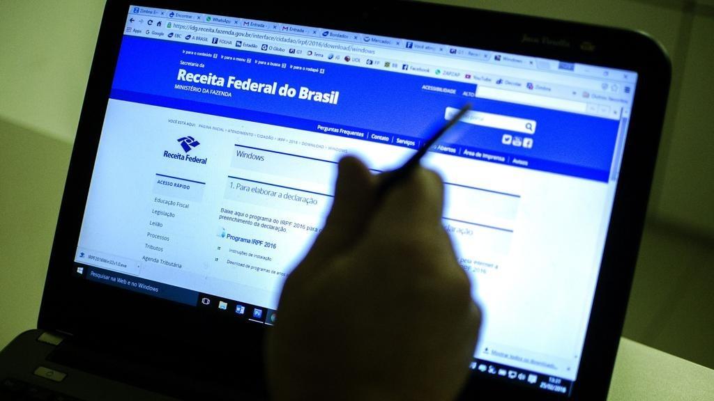 imposto renda irpf receita federal foto marcelo camargo agbr 1024x576 - CRIME CONTRA A ORDEM TRIBUTÁRIA: Justiça autoriza MP a utilizar dados do fisco em investigação