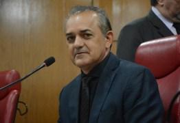 João Corujinha toma posse como presidente da Câmara de João Pessoa na próxima terça-feira