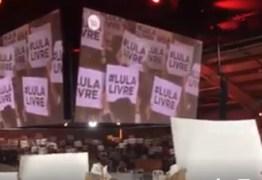 VEJA VÍDEO: Lula é homenageado em Congresso do Partido Comunista Francês