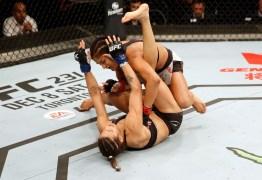 UFC: Cynthia Calvillo finaliza Poliana Botelho na abertura do card principal em Buenos Aires