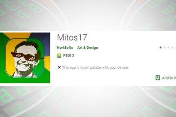 mitos17virus - ALERTA: Aplicativo 'Mitos17' roubava dados bancários de eleitor de Bolsonaro