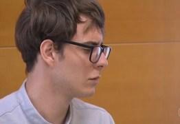 CHACINA NA ESPANHA: Patrick Nogueira é condenado à prisão perpétua por morte de familiares