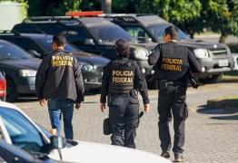 FLAGRANTE: Polícia Federal apreende mais de uma tonelada e meia de maconha