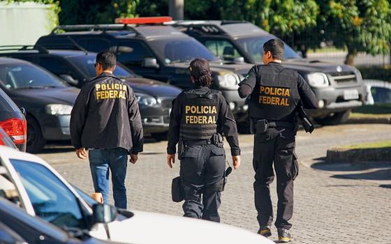 pf - OPERAÇÃO HOMÔNIMO: PF faz ação para apurar vazamento de informações sigilosas