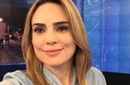 Após ter sido diagnosticada com arritmia cardíaca e passar uma semana afastada Rachel Sheherazade anuncia volta ao trabalho