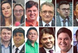 PRESIDÊNCIA DA ALPB: seis deputados de oposição podem assinar lista de apoio a Adriano Galdino