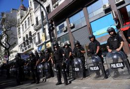 CÚPULA DOS LÍDERES: Buenos Aires é blindada para o G20