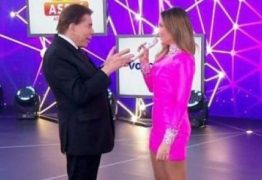 Silvio Santos acredita que não errou com Claudia Leitte, diz site