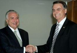 Michel Temer é cotado para assumir a embaixada brasileira na Itália