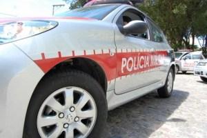 viatura pm pb 2 300x200 - ROUBO: Bandidos invadem e levam quase R$ 1 mil de conveniência em Catolé do Rocha
