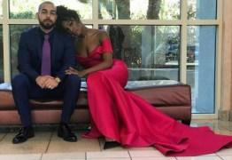 Cantora Iza se casa com produtor musical em cerimônia íntima no Rio de Janeiro