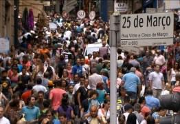 COM ENTRADA FRANCA: Capital recebe 'Feira do Brás e 25 de Março'