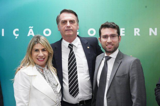 Deputada eleita Edna Henrique participa de encontro com PSDB em Brasília