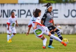Final do Campeonato Paraibano de Futebol Feminino acontece neste domingo (2)