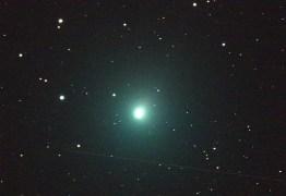 Nasa divulga imagens inéditas do 46P/Wirtanen, o 'cometa do Natal'