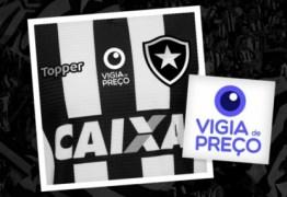 Empresa de Felipe Neto é a nova patrocinadora anunciada pelo Botafogo