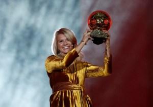 Alda 300x211 - Artilheira da Champions e ativista na igualdade de gênero: Ada Hegerberg vai muito além da polêmica da dança