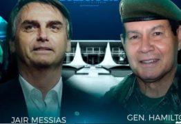 140 CONVIDADOS: saiba quem estará presente na posse de Jair Bolsonaro e General Mourão