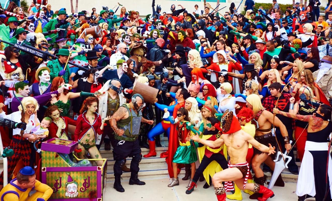 Comic Con Experience espera receber 250 mil pessoas em 4 dias de evento