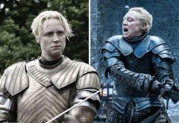 """Brienne de """"Game of Thrones"""" diz que fim da série mandará fãs para a terapia"""