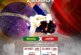 Seleção brasileira despede-se de 2018 em duelo com o Japão no Desafio Internacional de Judô