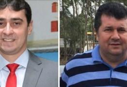 SUCESSÃO NA FAMUP: a menos de uma semana da eleição, dois prefeitos do PSB são pré-candidatos a presidente da Federação dos Municípios
