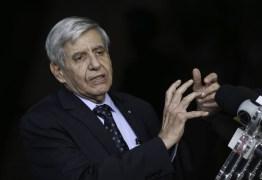 General Augusto Heleno acusa Lula de incitar a violência durante discurso no ABC Paulista