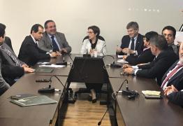 Presidente da Frente Parlamentar da Agropecuária se reúne em Brasília com o Presidente do Conseagri