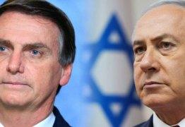 O almoço de Bolsonaro com o premiê de Israel
