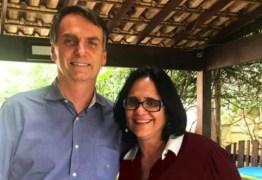 Bolsonaro anuncia pastora como Ministra da Mulher, Família e Direitos Humanos