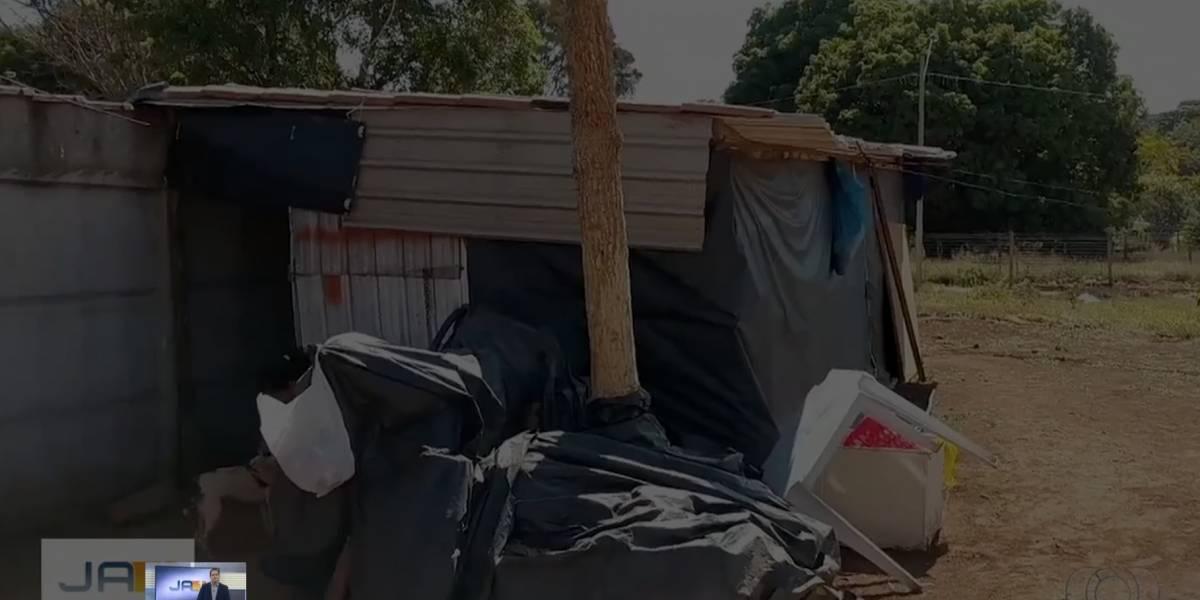 capturadetela20181214as155658 8e6fd2bf6a870fab28dc2f2a75099397 1200x600 - SOLIDARIEDADE: estudantes se unem para ajudar família que vivia em barraco de lona