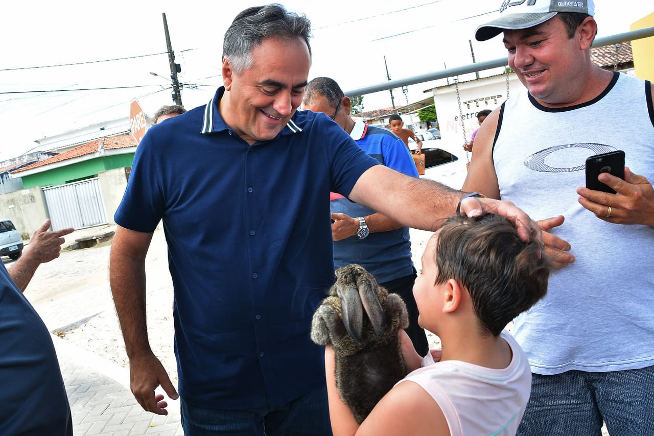 cartaxo 1 - Prefeito entrega nova praça na Comunidade do Citex e oferece espaço de convivência para moradores