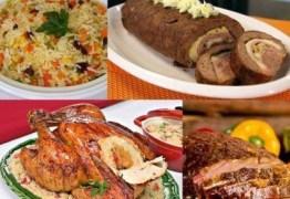Ceia de Natal: nutricionista diz que pode comer de tudo, mas não tudo!