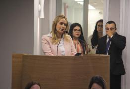 """Daniella se despede da AL após oito anos: """"Nosso trabalho pela Paraíba continuará"""""""