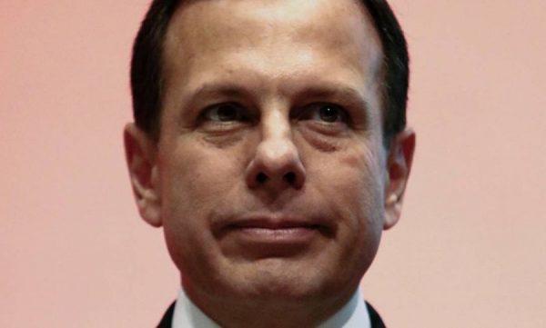 doria 600x361 1 - Procuradoria eleitoral pede cassação de Doria