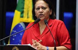 MP Eleitoral pede cassação da paraibana Fátima Bezerra, eleita governadora do RN