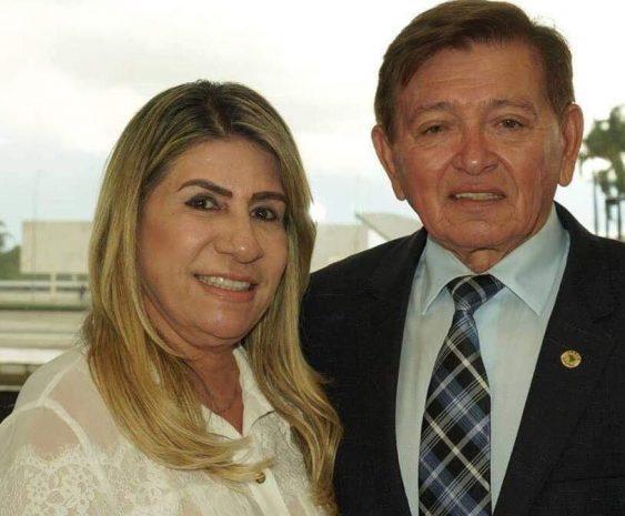 edna henrique e joão henrique - João e Edna Henrique afirmam que construção de rodoviária em Monteiro segue sendo compromisso
