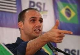 Eduardo Bolsonaro quer exceção para implantar pena de morte no Brasil