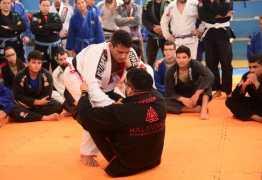 Conferência promove aperfeiçoamento do jiu-jitsu na Paraíba