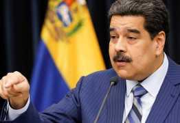 Maduro chama Mourão de 'louco da cabeça' em discurso