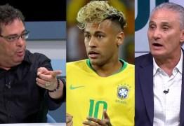 Casão alerta, mas Tite diz que jogadores poderão pintar cabelo em 2022