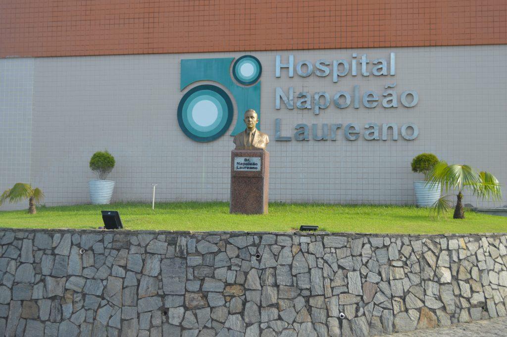 napoleao laureano1 1024x681 1 - Prefeitura de São José de Piranhas lança campanha para ajudar o Hospital Laureano