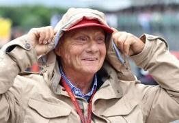 Niki Lauda afirma que transplante de pulmão foi pior que acidente em que correu risco de vida