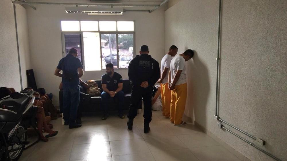 operacao hidra 2 - OPERAÇÃO HIDRA: Polícia cumpre 33 mandatos na PB e prende 19 pessoas na Grande João Pessoa