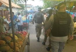 Homem é morto com oito golpes de faca em feira livre na Paraíba