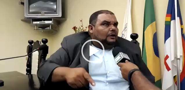 pedro epifânio - VEJA VÍDEO: Vereador de Pernambuco viraliza nas redes sociais após entrevista inusitada